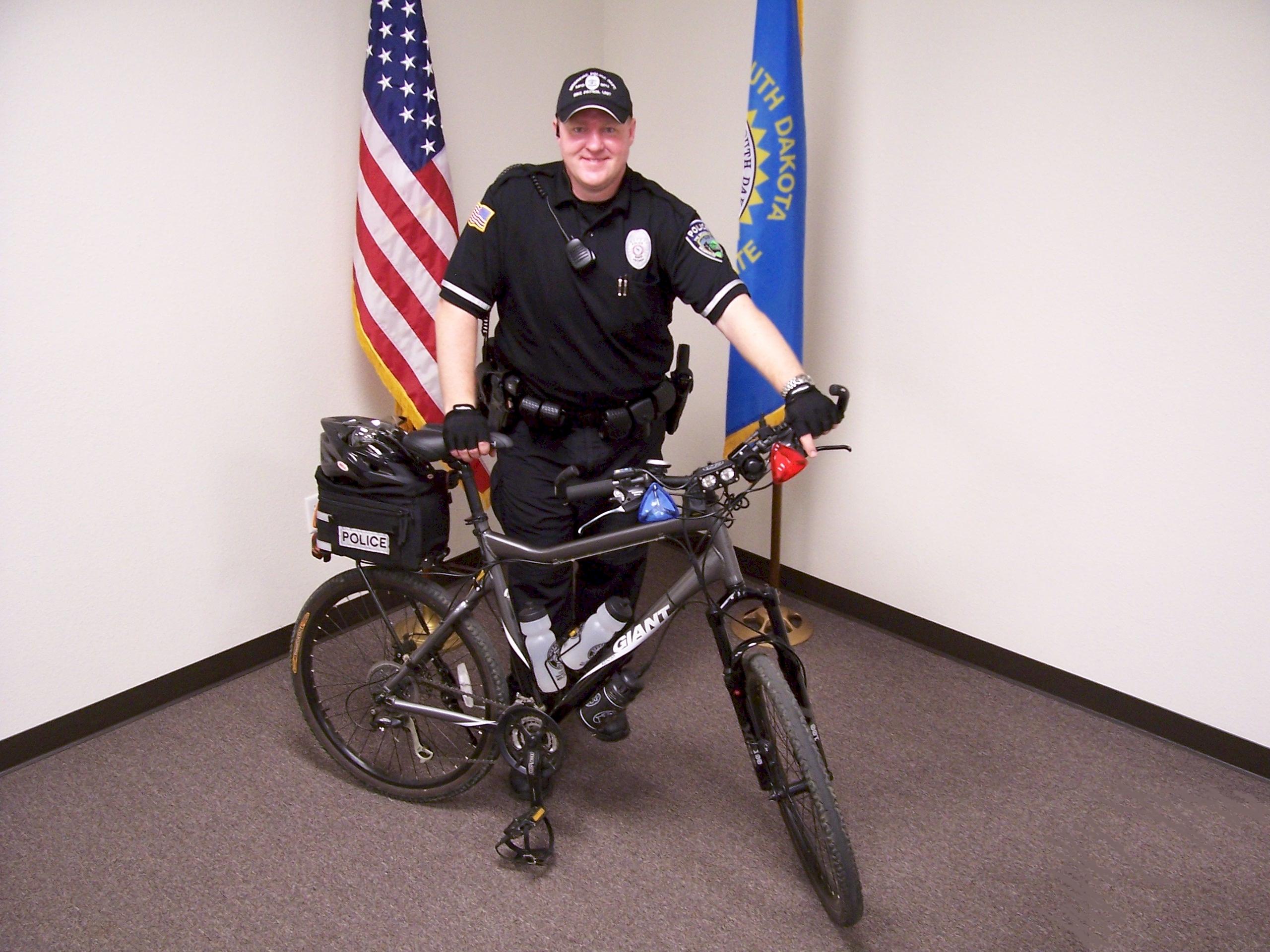Mobridge Police Department - Bike Patrol