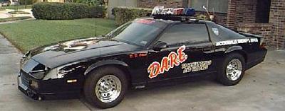 P D Kids D A R E Vehicles Sporty Rides